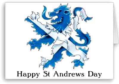 Celebrate St Andrew's Day in Style!