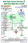 Bali Hash 2 Next Run Map #1406 Sembung Shooting Range 5-Jan-19
