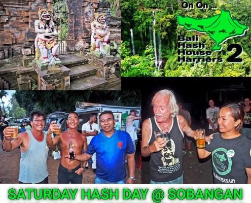 Bali Hash 2 Saturday Hash Day Pura Desa Sobangan