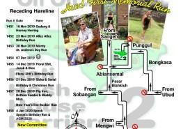 Bali Hash 2 Next Run Map #1450 Taman Beji Punggul