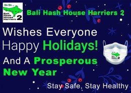Happy Holidays 2020 and Happy New Year 2021