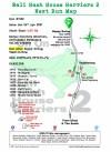 Bali Hash 2 Next Run Map #1492 Happy Swing Tegallalang 24-Apr-21
