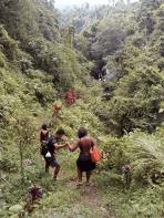 Trip to sambangan Village with Bali Jungle Trekking Team Guide