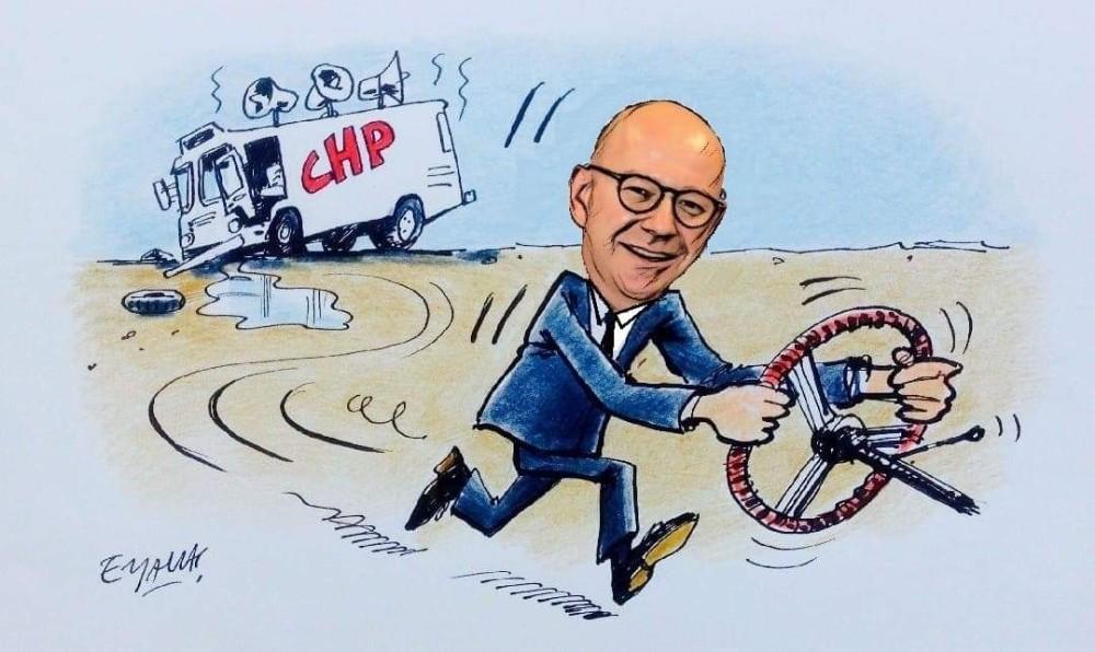 Balıkesir'de AK Partili Büyükşehir Belediyesi ile CHP arasında polemik