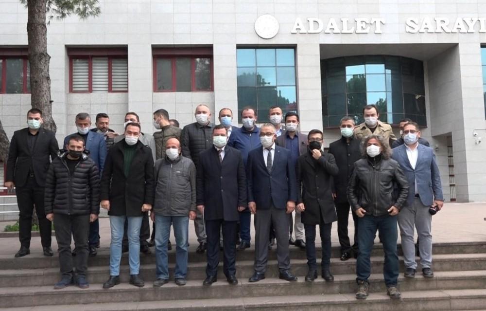 Balıkesir MHP'de yönetim mazbatasını aldı