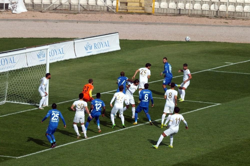 Ziraat Türkiye Kupası: Bandırmaspor: 3 – Belediye Derincespor : 1