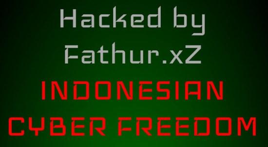 situs pemerinta balikpapan di hack