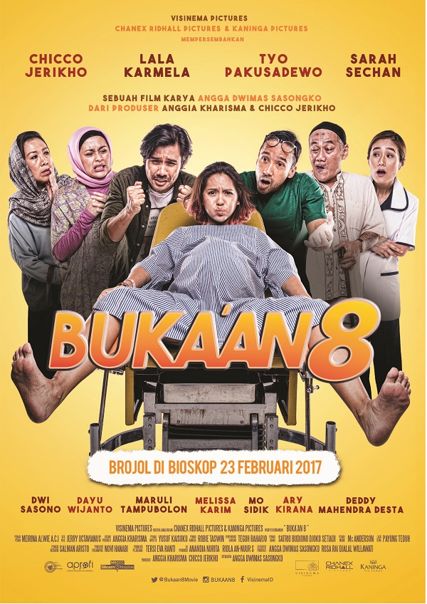 bukaan 8 the movie