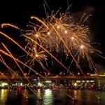 Balikpapanku - pesta kembang api di australia