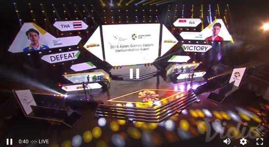 hearthstone asian games 2018
