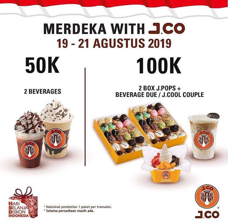 Promo Kemerdekan JCO