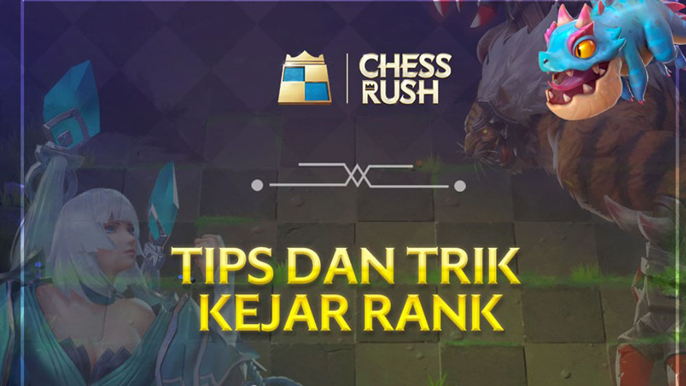 tips dan trick chess rush