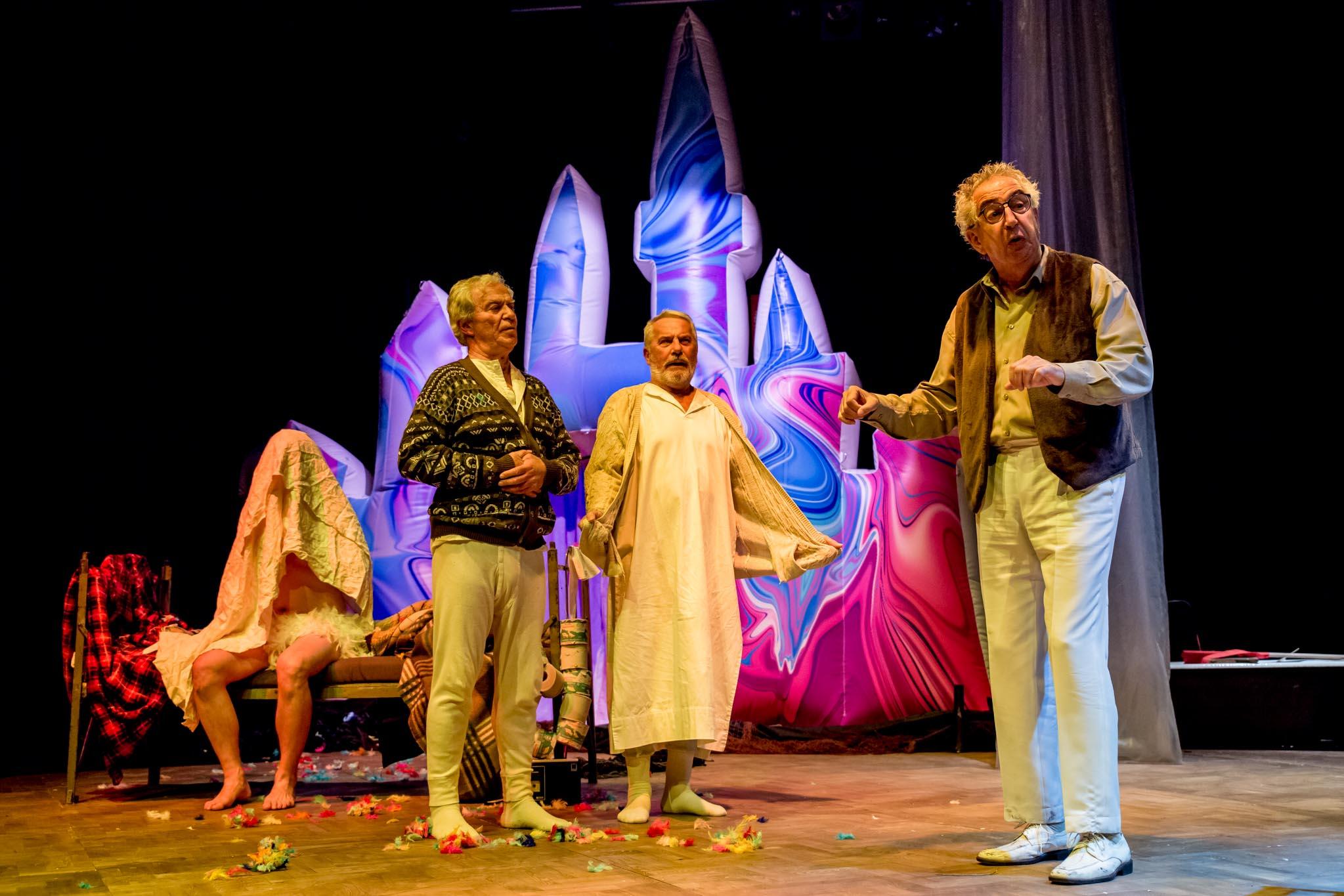 HOLOUBEK SYN PICASSA – Teatr Nowy w Poznaniu