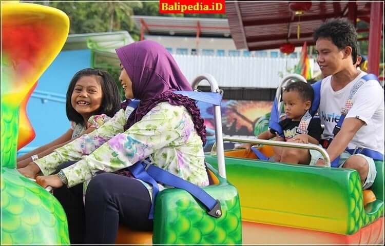 Dragon Coaster Krisna Funtastic Land