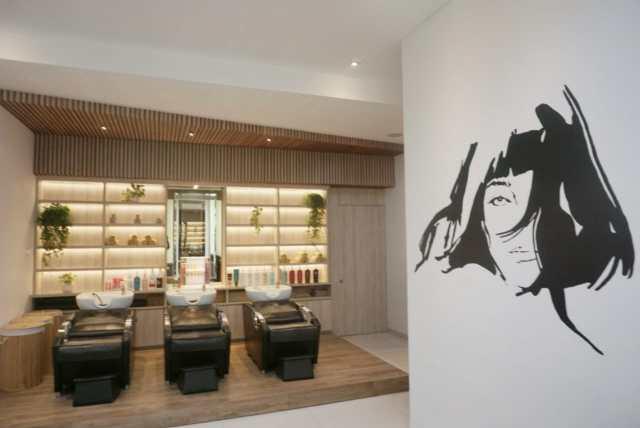 New melati salon beauty shop denpasar/bali picture news