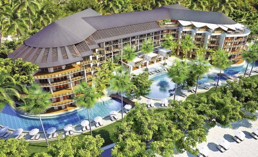Double Six Luxury Hotel Bali