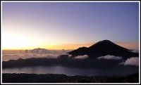 Sunrise at Mount Batur, Bali