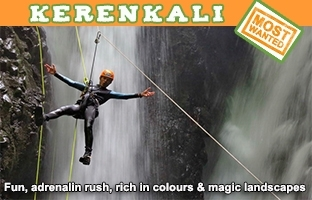 CANYONING Adventure & Spirit