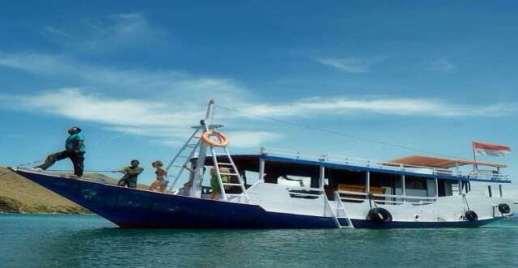 Komodo Island Tour (2 Days / 1 Night) – Griyasari Tours & Travel