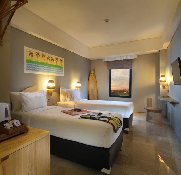 KOA d'SURFER HOTEL Reservation at Email: griyasaritours@gmail.com