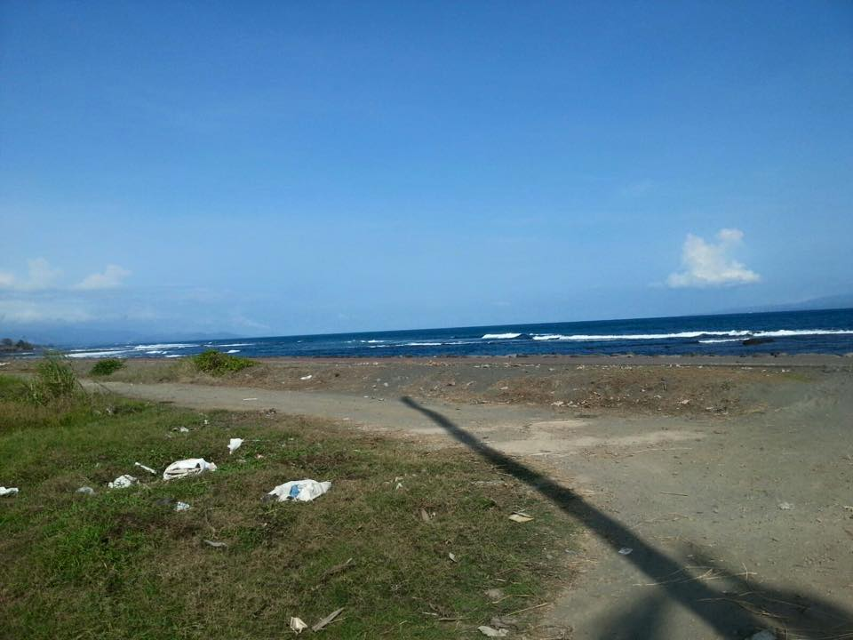 Beach front Land 5000 sqm for sale in Ketewel – Sanur it is best for villa/hotel