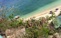 Beach front Land for sale in Padang-padang beach Pecatu Jimbaran Bali