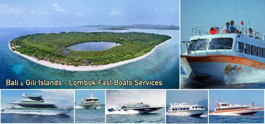 Gili Fast Boats Services
