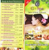 G-Spa Denpasar