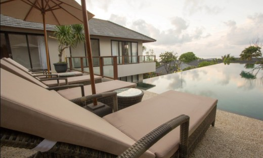 Karang Saujana Estate – Luxury villa with ocean views in Pandawa beach, Bali