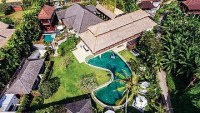 Luxury villa For lease at Pererenan Canggu 8 Bedrooms, 8 bathrooms,garage ect