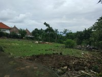 Sea view land 2000 sqm at Labuansait Padang padang, for lease 20-25 years