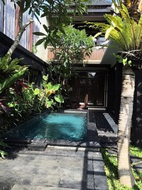 Villa TwoBedroom for sale VKER 151 in Kerobokan Kuta Bali