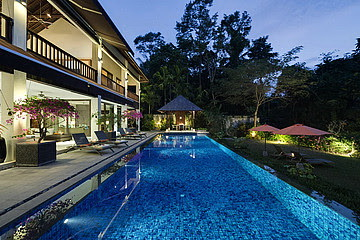 Four Bedroom Villas for Sale in Ubud Bali