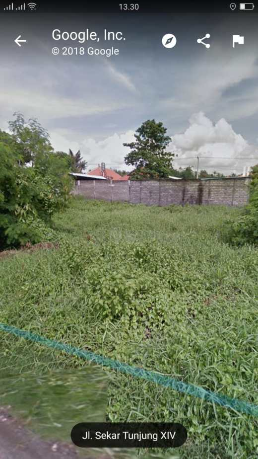 Land 6000 sqm for 27 years lease in Umalas Seminyak Bali