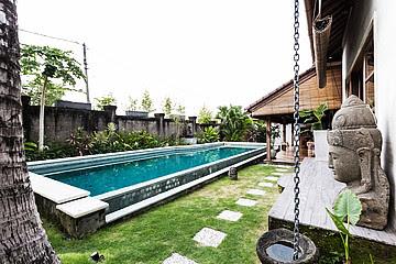 Three Bedroom Villa VCGU503 for sale in Canggu Kuta Bali