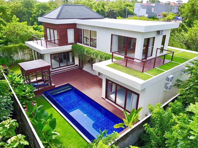 Three Bedrooms Villa in Bukit Jimbaran for sale