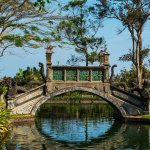 Tirta Gangga Temple and Park, the Royal Heaven in Bali - topindonesiaholidays.com