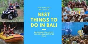 Leuke Activiteiten Op Bali