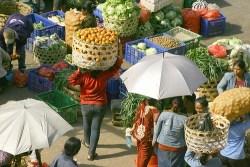 badung traditional market