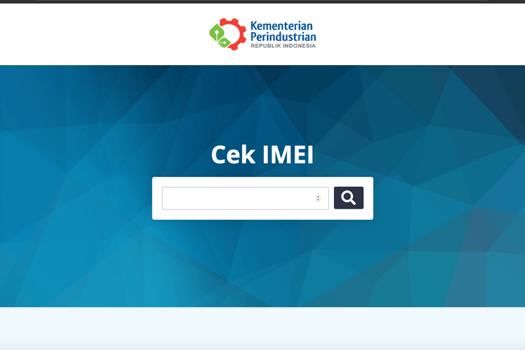 register IMEI number in Indonesia