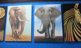 20101217 Balisolo La galerie du peintre Dalang tenue par Komang et Nyoman