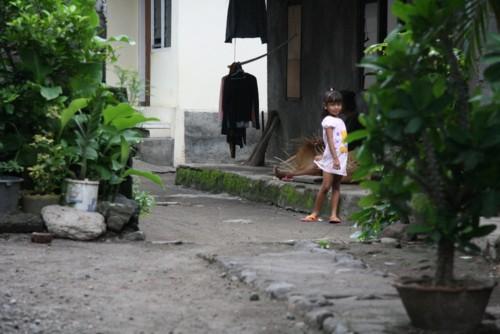 Quotidien le travail des femmes à Culik Bali 5
