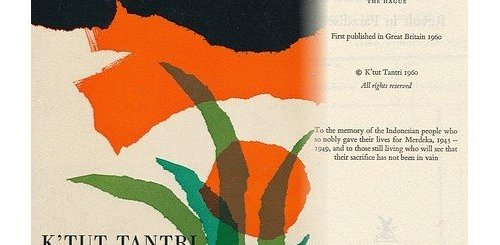 """Lecture indonésienne : """"Revolt in Paradise"""" par Tantri K'tut"""