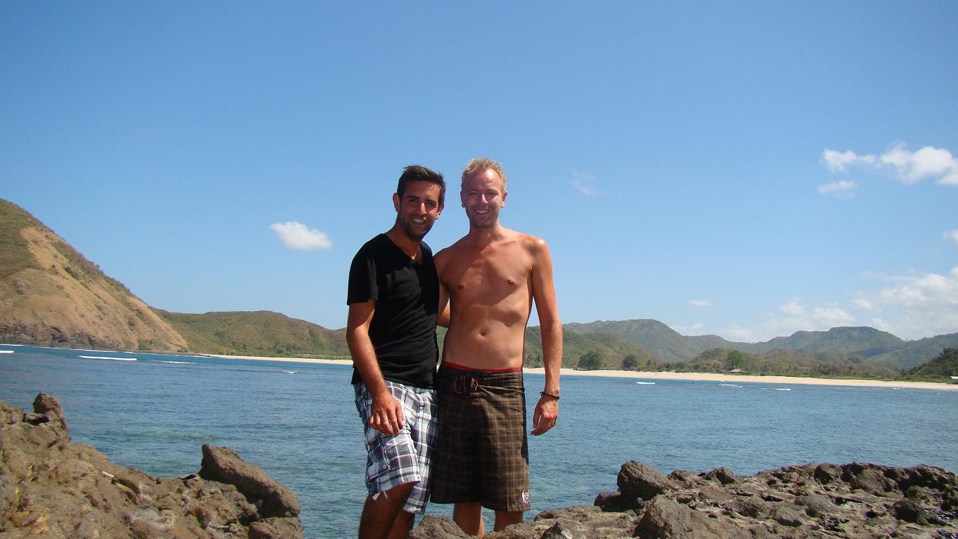 Chon² à Bali !