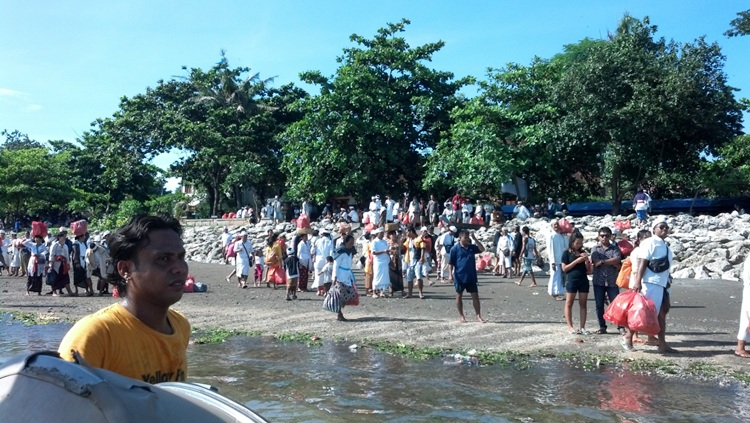 rejoindre Nusa Lembongan Bali depuis le port de Sanur Indonésie Balisolo (5)