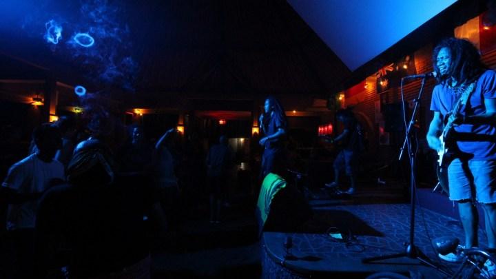 Pacha Reggae Bar à Amed avec S2B