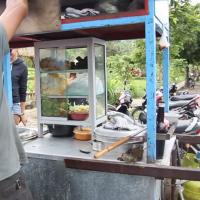 Repas en immersion - Bali, Indonésie