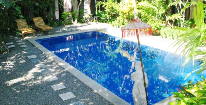 Piscine au Tropical Bali Hotel Sanur Balisolo Audrey