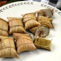 Jaje-Bantal - dessert indonésien