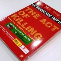 DVD The Act of Killing le génocide indonésien de 1965 - Balisolo
